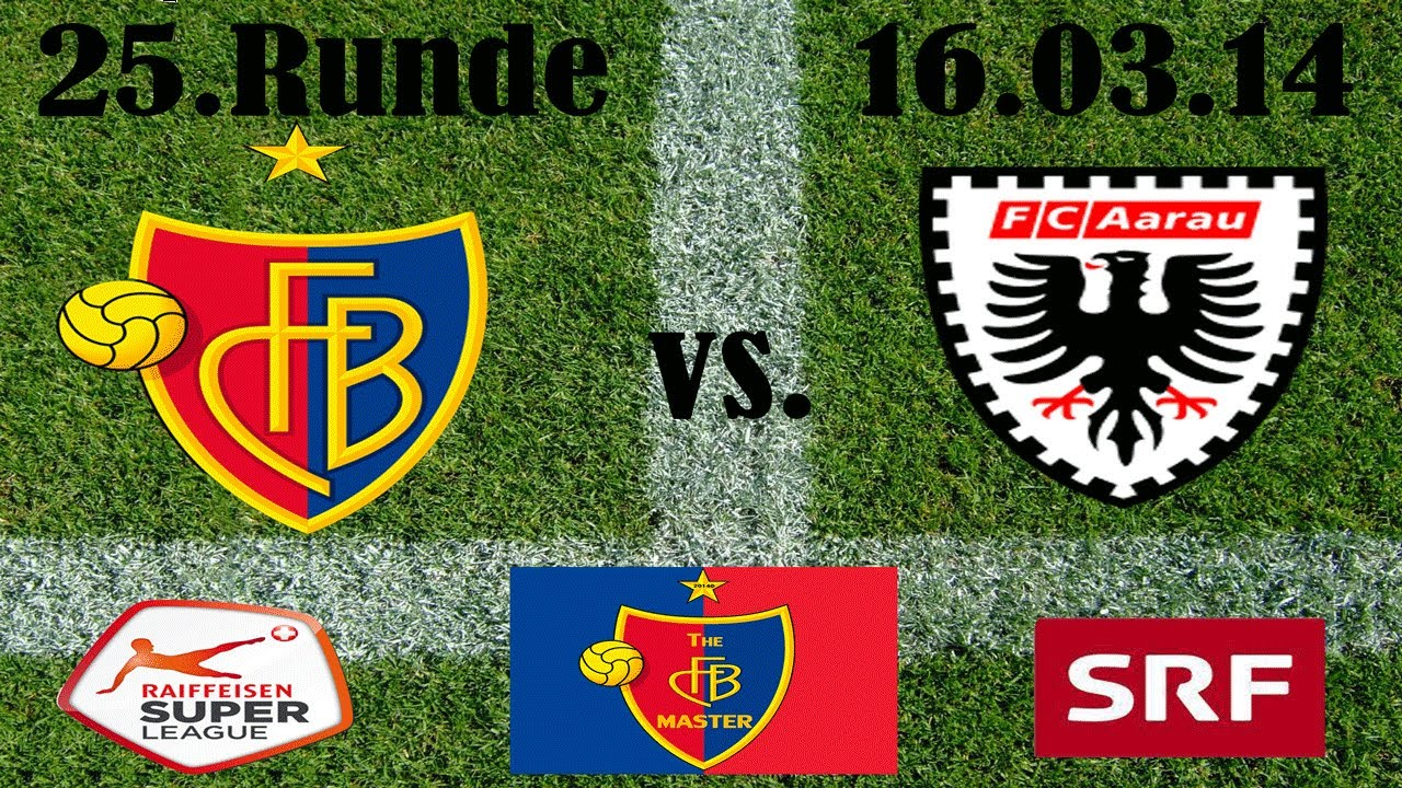 Basel 5-0 Aarau