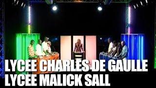 Génies en Herbe : Lycée Charles de Gaulle VS Lycée Malick Sall