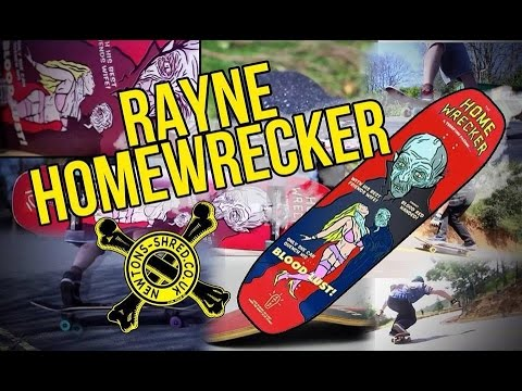 Rayne Slide Series: Home Wrecker spotted in the wild