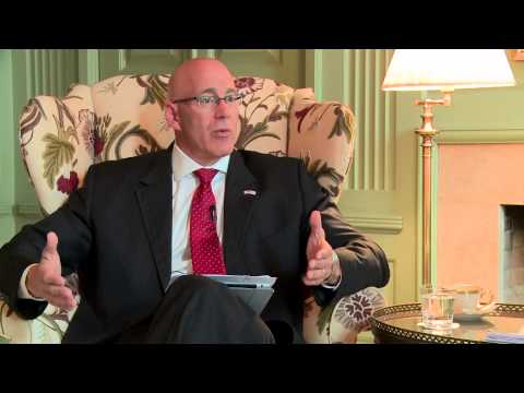 Special interview with U.S. Ambassador Bruce Oreck