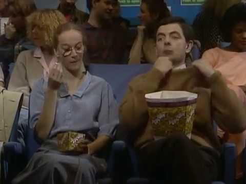Mr Bean - At the Cinema - Mr Bean