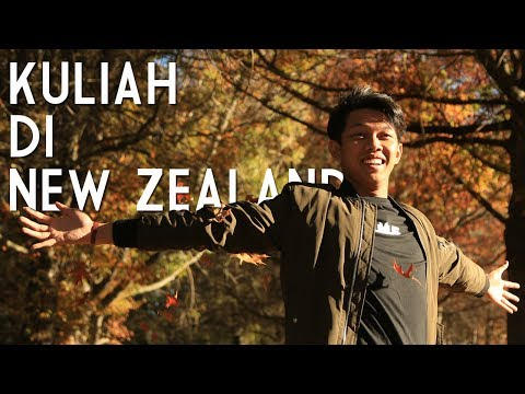 KULIAH DI NEW ZEALAND, mau?