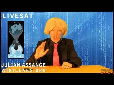 The WWWAR on the Internet - feat. Wikileaks vs The Pentagon [RAP NEWS 4]