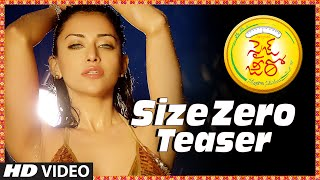 Size-Zero-Video-Teaser