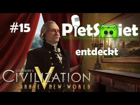 CIVILIZATION V # 15 - Der Herrscher «»  Let's Play Civilization V   HD