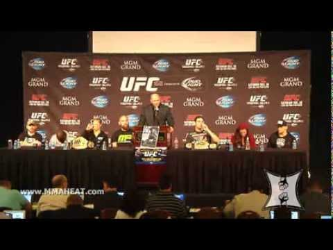 UFC 168: Weidman vs Silva 2 / Rousey vs Tate 2 Post-Fight Press Conference (LIVE!)