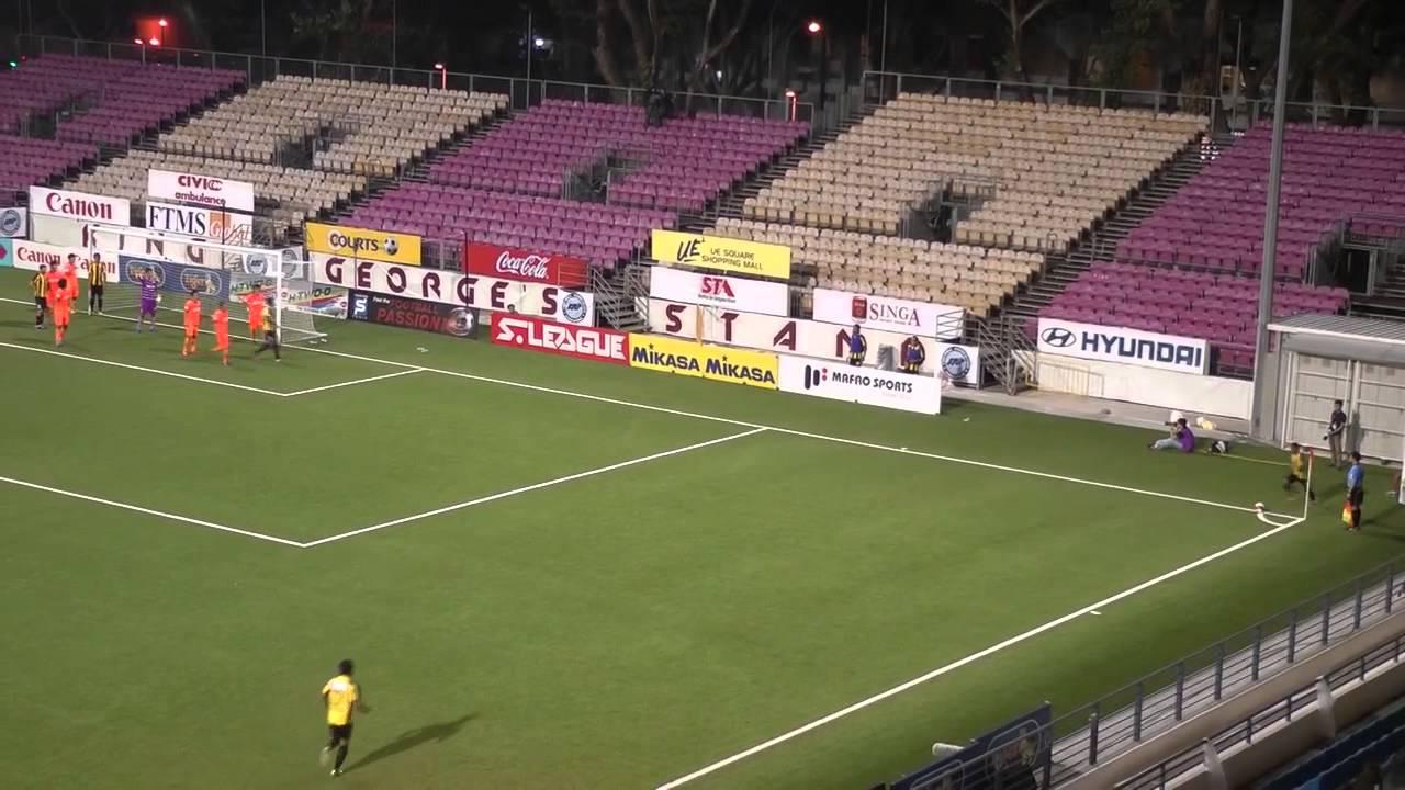 Albirex Niigata FC 2-1 Tanjong Pagar Utd