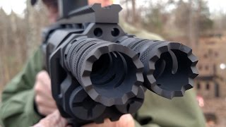 DP-12 Shotgun Is Not For Your Everyday Shooter