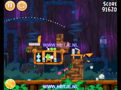 Angry Birds Short Fuse 26-12 3 stars