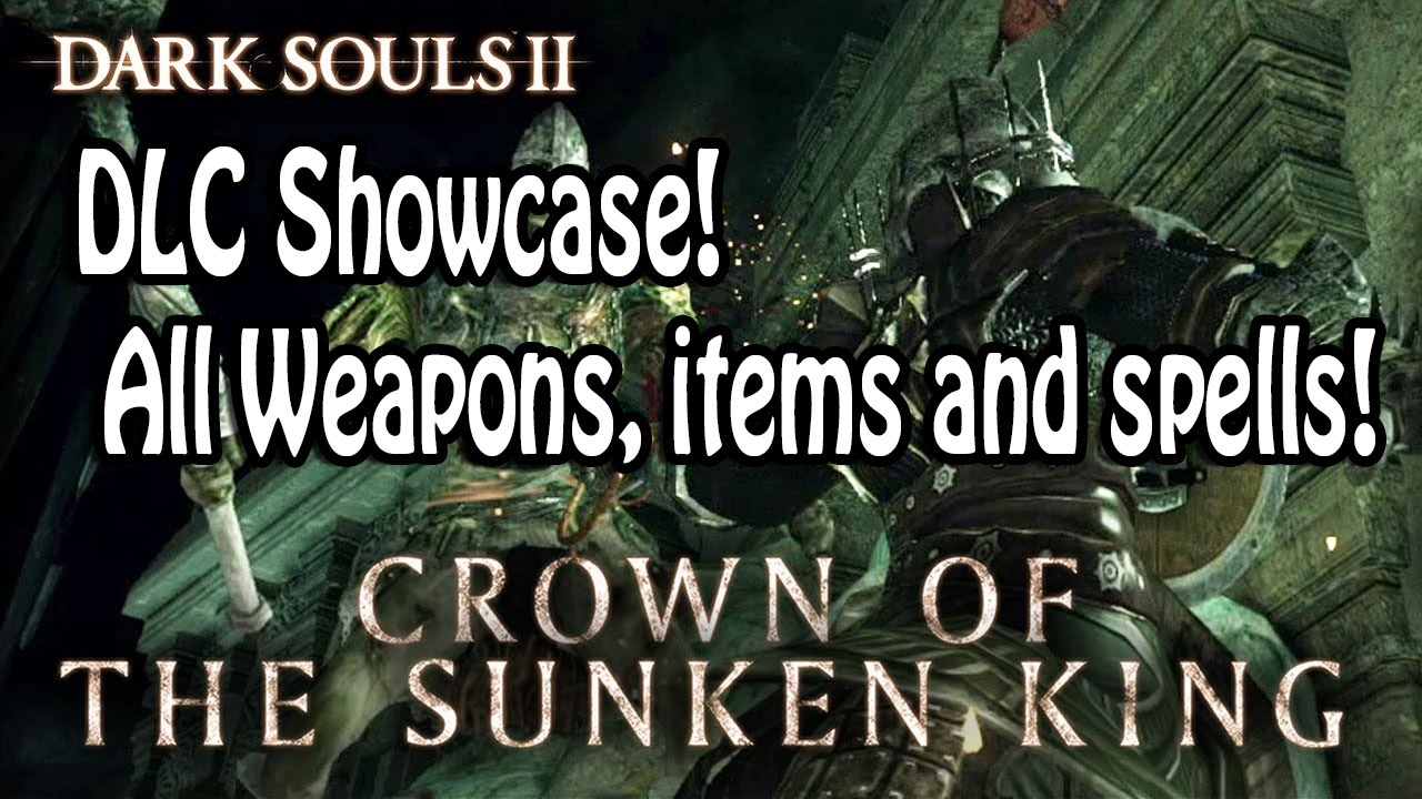crown of the sunken king how to start