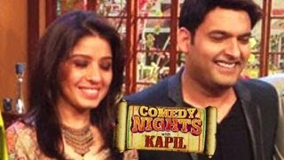 Comedy Nights With Kapil Sunidhi Chauhan SPECIAL EPISODE