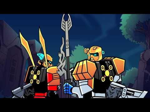 Bionicle Mini film ep. 11 - Ar�na