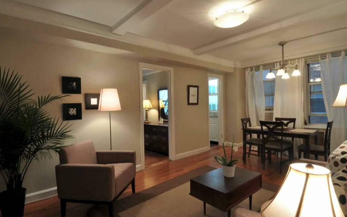 Classic Tudor City One Bedroom - New York City Apartment ...