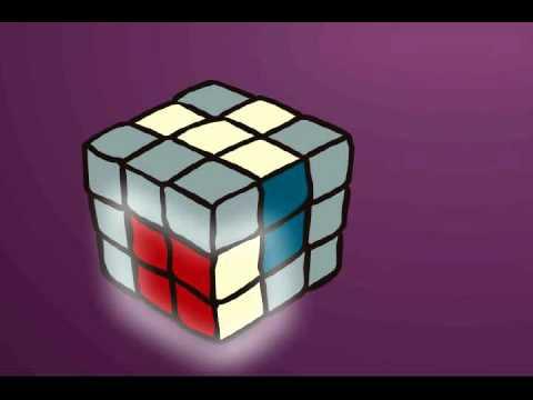 Закубись! Как собрать Кубик-Рубика 3х3  How to solve a rubik's cube