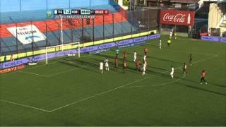 ¿Fue penal a Blengio? Tigre 1 - Newell's 2. Fecha 16. Primera División 2014. FPT.