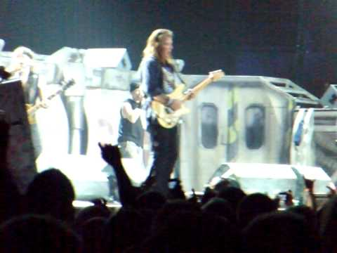 Iron Maiden - Running Free 31st July 2011 NIA Birmingham