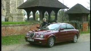 jaguar s type r mit ff-autotechnikanlage komplett aus edelstahl videos
