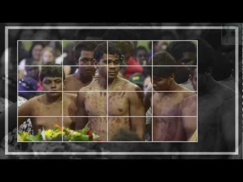 Australian Men - First Nation Hunks (Ganga Giri, The Crow)
