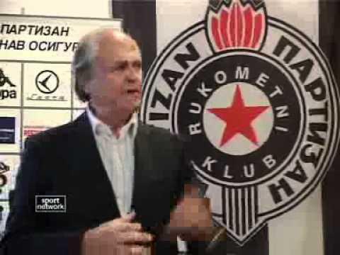 Saradnja RK Partizan i Alfa univerziteta