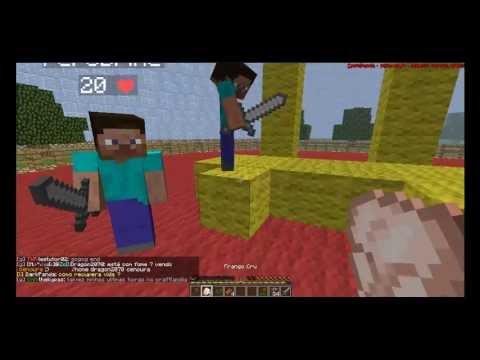 Minecraft - Craftlândia ARES - DarkPanda - O Minerio Secreto, a comida e o ataque dos ''PK''ristas.