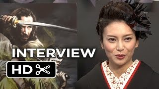 47 Ronin Interview Ko Shibasaki & Jin Akanishi (2013