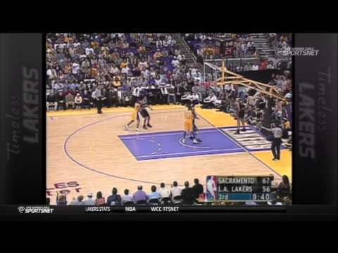 Lakers Kings 2002 Western Conference Finals Game 4: How Robert Horry Became Big Shot Bob