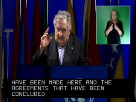 Pepe Mujica - Rio G20 2012