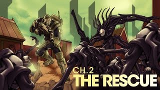 Battleborn - Motion Comic: Chapter 2, The Rescue
