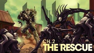 Battleborn - Mozgó Képregény 2. Rész: The Rescue