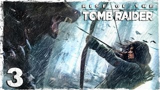 [Xbox One] Rise of the Tomb Raider. #3: Схватка с медведем.
