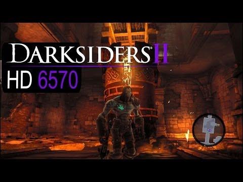 Darksiders 2 - Teste HD 6570