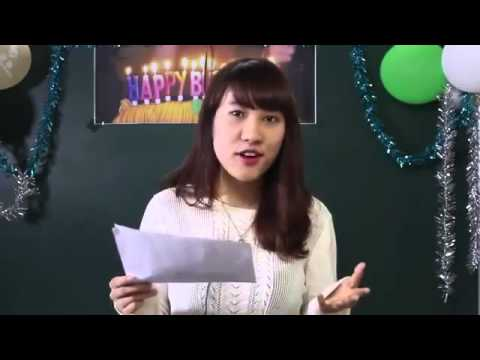 Cô giáo xinh đẹp dạy tiếng Anh qua bài hat