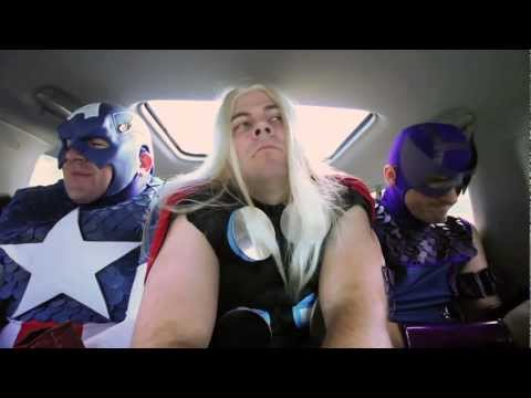 Avengers Assemble! Episode 107: Carpool