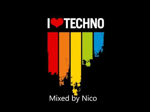Techno Dance 10 min. Mix #36 2013