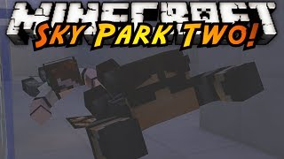 Minecraft Parkour : SKY PARK 2!