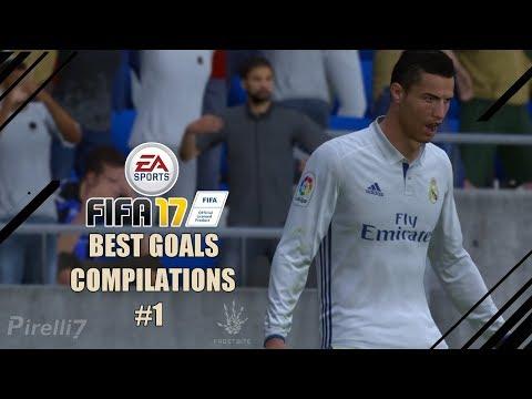 Best Goals On Fifa 17 So Far 6