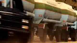 Fast And Furious: Gas Tanker Attack Scene