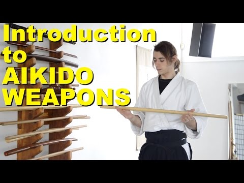 [Aikido Tutorial] Introduction to All Aikido Weapons