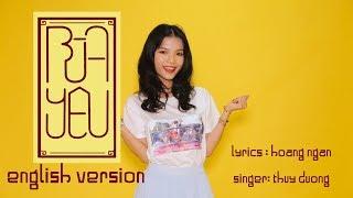 Bùa Yêu - Bích Phương | English Cover by Step Up