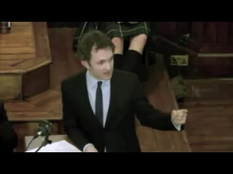 Douglas Murray at his best - Israel & Nuclear Iran