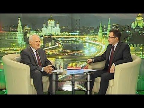 Встреча с Осиповым А.И. в Московской студии ТК Союз. 1 часть (2013.12.01)
