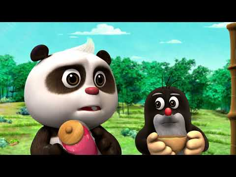 Krtko a Panda 15 - Veľké teplo
