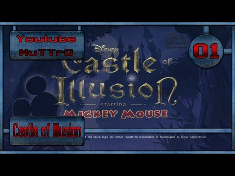 Castle of Illusion - Starring Mickey Mouse - #01