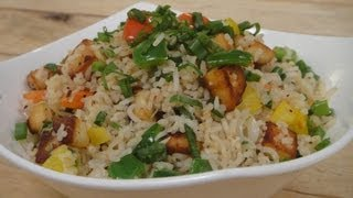Paneer Pepper Rice ..