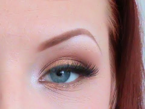 Makeup For Blue Eyes, Join me and my good friend Mercedes Ossa as we illustrate how to wear eyeshadow that compliments blue eyes. The look is also inspired by Katy Perry on the Fe...