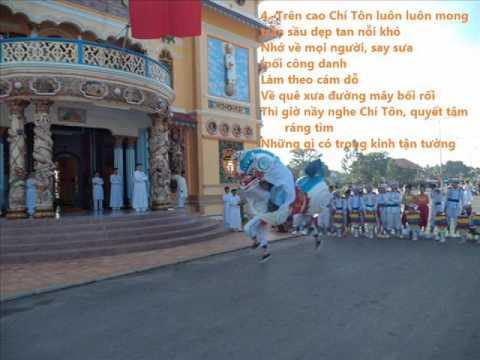 NHẠC CHUYỂN LỜI -  Đạo hoằng khai từ Tây Ninh