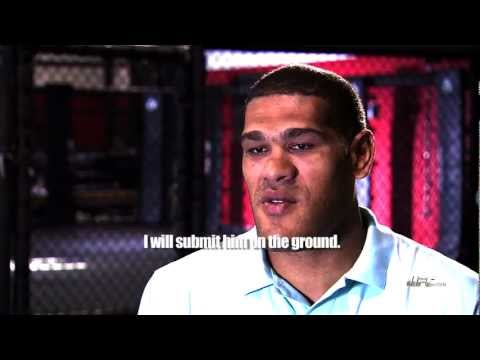 UFC 146: Antonio 'Bigfoot' Silva Pre Fight Interview