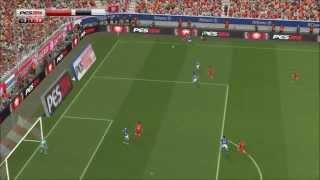 Bayern Munchen Schalke 04 PES (Pro Evolution Soccer