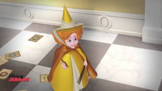 Sofia The First Make Way For Miss Nettle Song