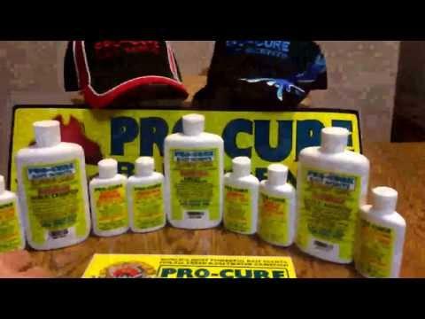 Pro cure bait scent review
